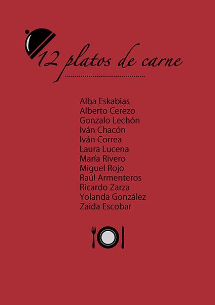 12 PLATOS DE CARNE