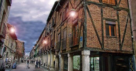 Calle mayor culturalcal for Oficina de turismo alcala de henares