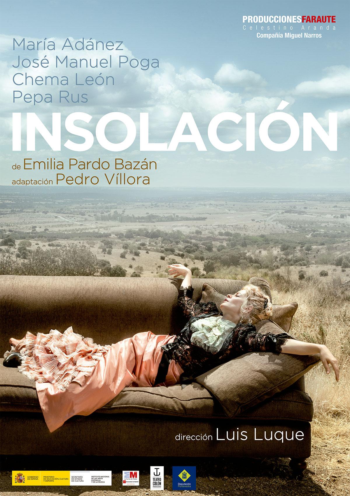 Insolación - cartel