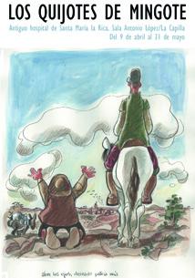 Los Quijotes de Mingote 1