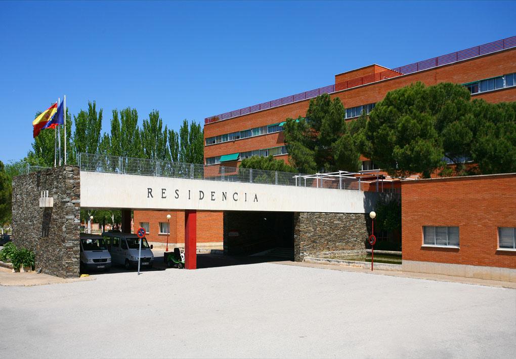 Residencia de mayores francisco de vitoria culturalcal for Residencia canina alcala de henares