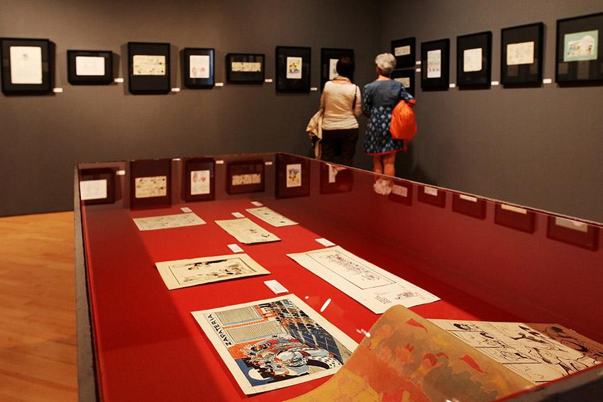 Exposición_Humor_Gráfico_Argentino_4