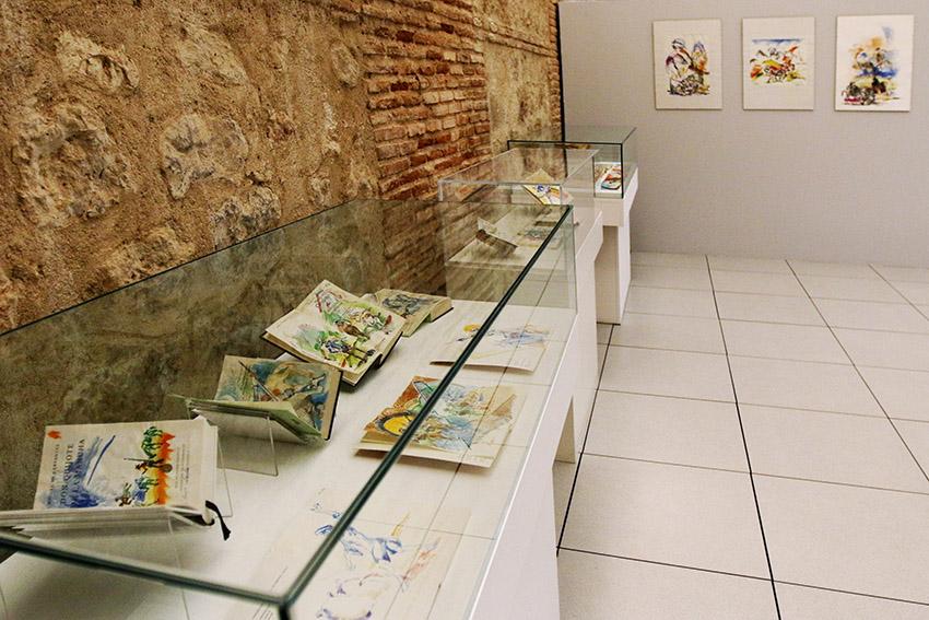 Exposición_Luis_Ledo_Ex-libris_del_Quijote_5