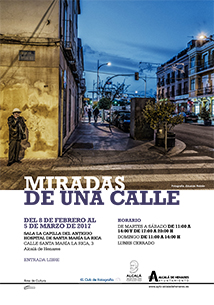 cartel_MIRADAS DE UNA CALLE-carrusel