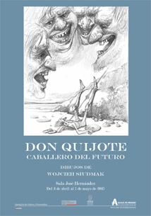 Don Quijote. Caballero del futuro