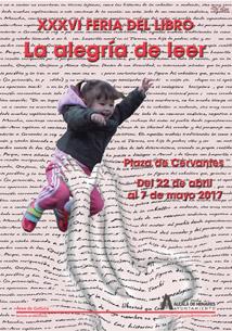XXXVI Feria del Libro de Alcalá de Henares