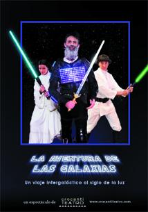 La aventura de las Galaxias