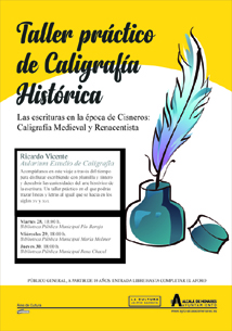cartel_taller_caligrafia_carrusel