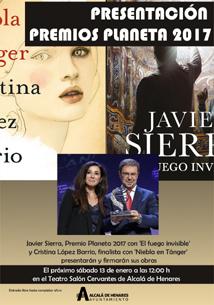 Presentación Premios Planeta 2017