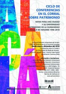 Conferencias sobre Patrimonio