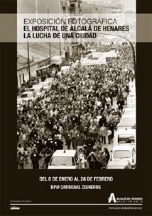 El hospital de Alcalá de Henares. La lucha de una ciudad