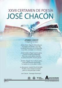 Premios José Chacón 2018