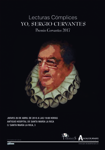 Yo, Sergio Cervantes