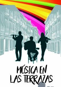 Música en las terrazas