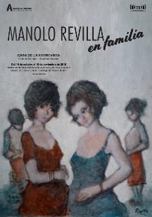 Manolo Revilla. En Familia