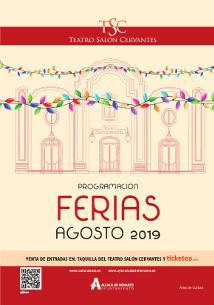 Ferias 2019 TSC