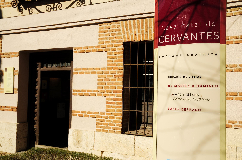 Casa-Natal-de-Cervantes