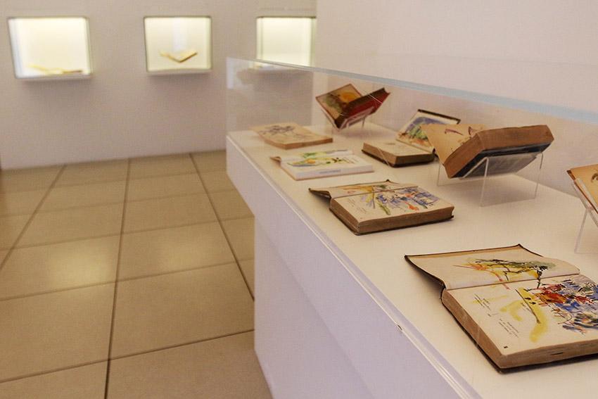 Exposición_Luis_Ledo_Ex-libris_del_Quijote_3