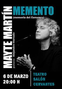 Cartel-Mayte-Martín