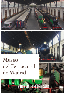 cartel museo ferrocarril