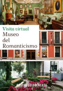 cartel museo del romanticismo