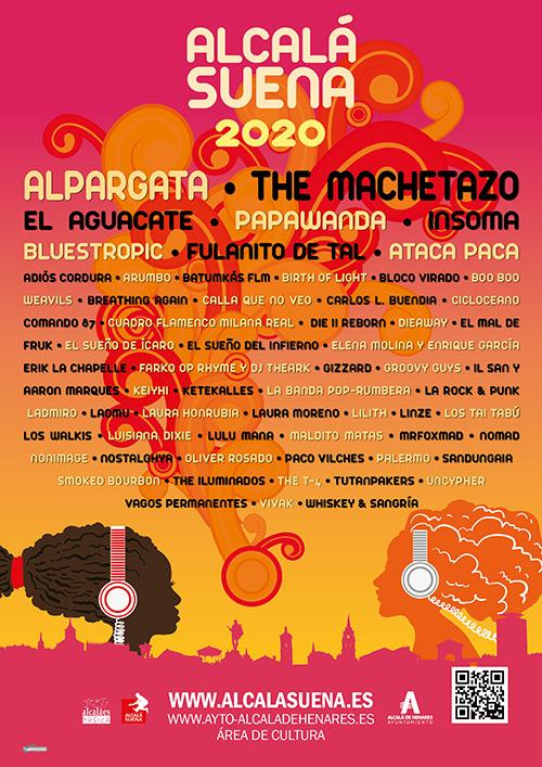 Ganadores Alcalá Suena 2020