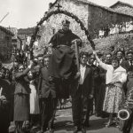 CANTAMISA EN ESTALAYA.1958