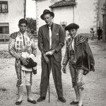 EL APODERADO Y SUS TOREROS. 1958