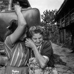 benito-roman-itiner (2) El dolor de la emigración forzosa. Robledo de Valdeorras. Ourense, 1983.