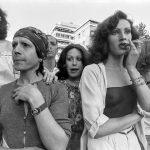 benito-roman-itiner (3) Primera manifestación del Dia del Orgullo en Madrid organizada por el Frente de Liberación Homosexual de Castilla La Vieja