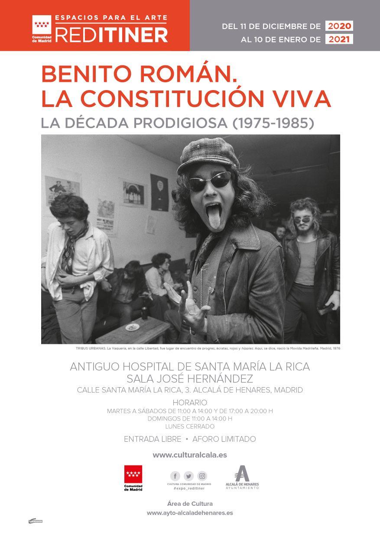 Benito Román: La Constitución viva