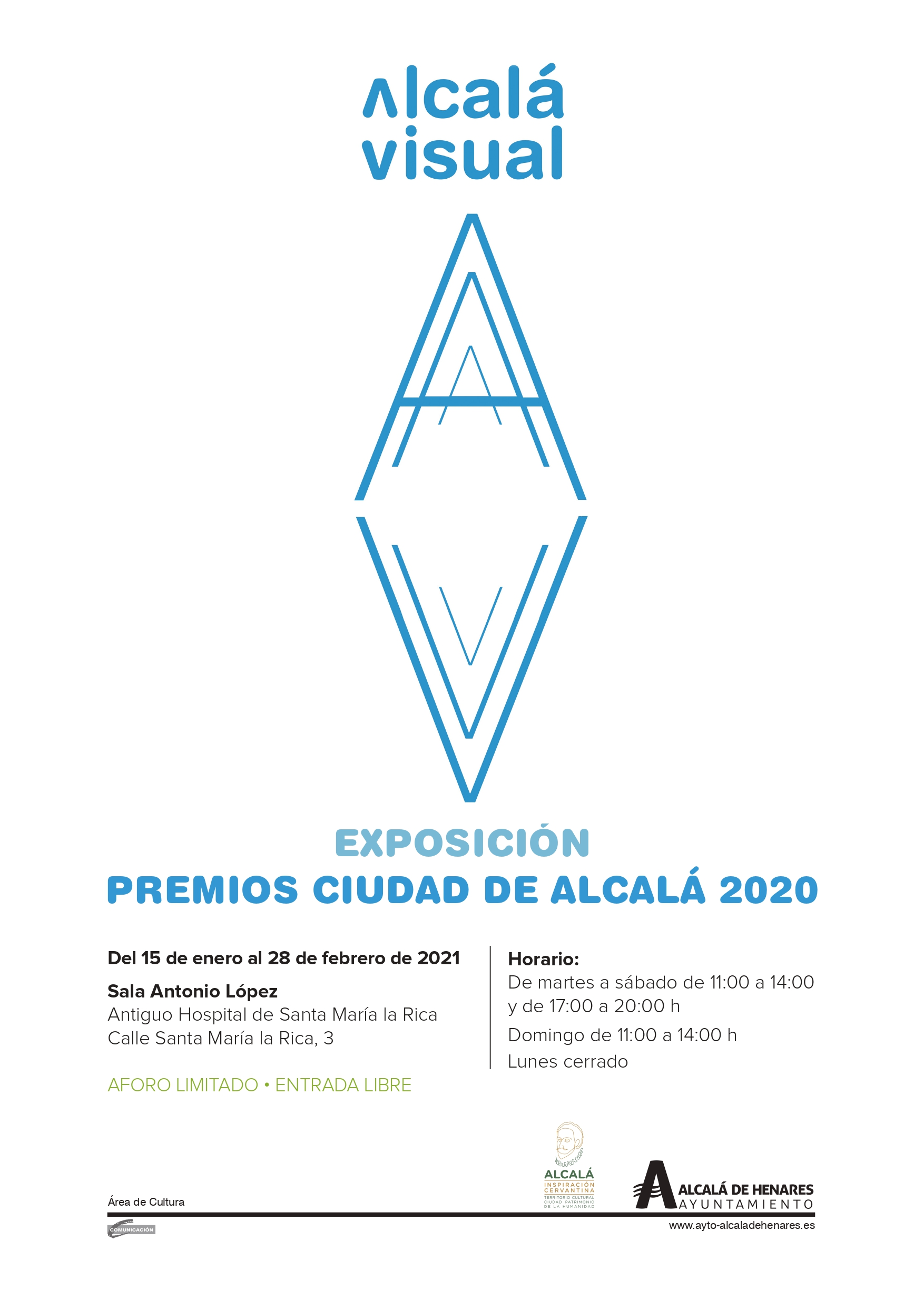 Alcalá Visual. PCA 2020