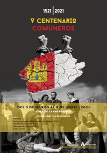 Cartel carrusel Comuneros