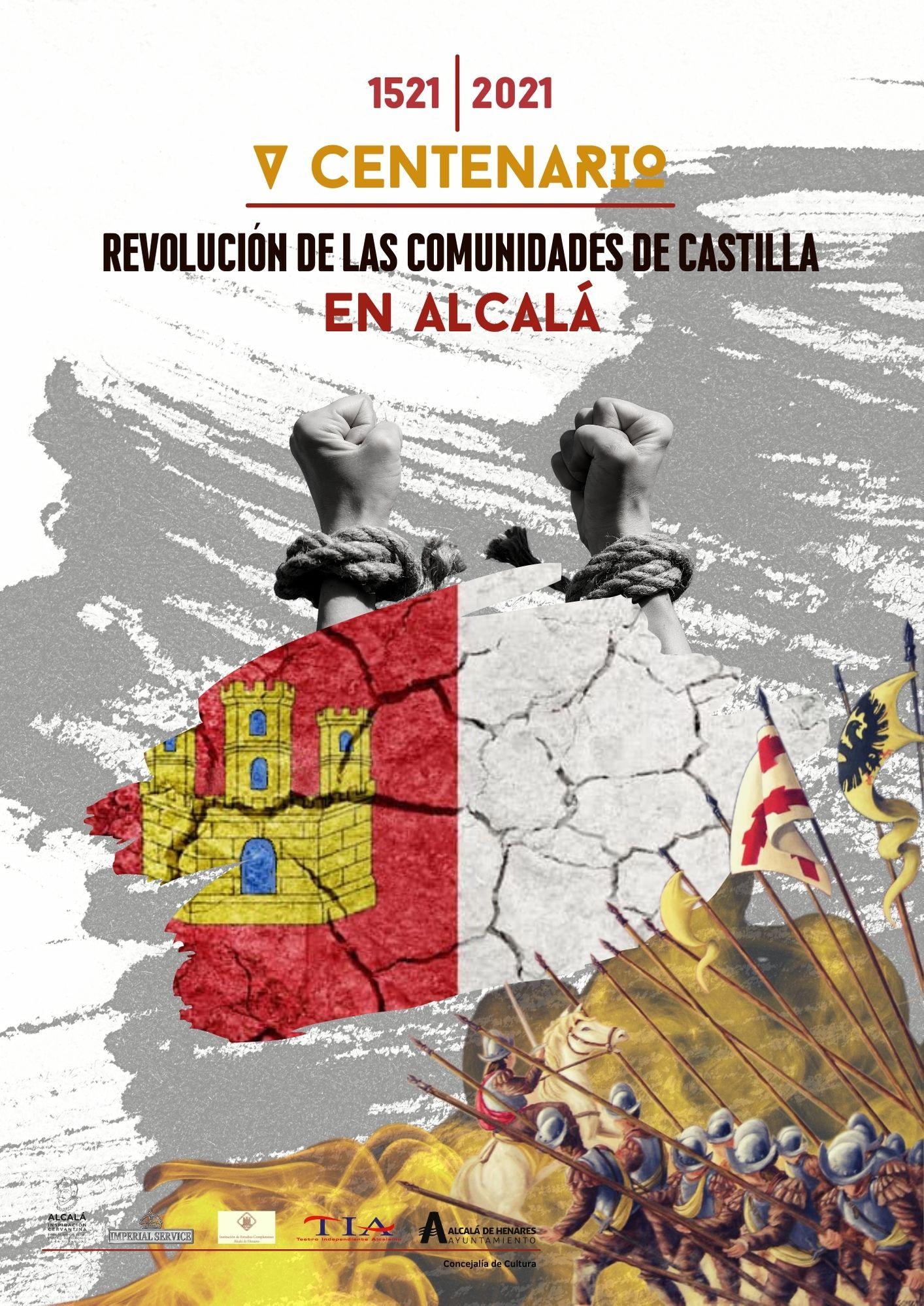 V Centenario Revolución de las Comunidades de Castilla