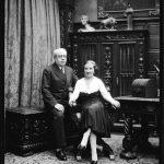 08 Azaña y Dolores de Rivas Cherif, fotografía de Alfonso 1933 Archivo General de la Administración_1