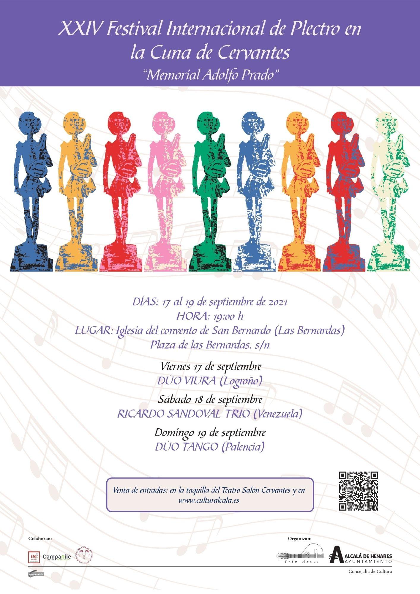 XXIV Festival Internacional de Plectro